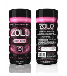 ZOLO DEEP THROAT CUP Rosa