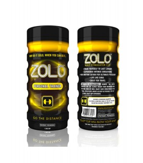 ZOLO PERSONAL TRAINER CUP Giallo