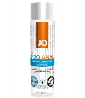 H2O Anal Lubricant Cooling 120ml